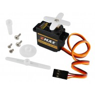 Micro Servo Emax Es08ma II 180g com Engrenagens Metálicas
