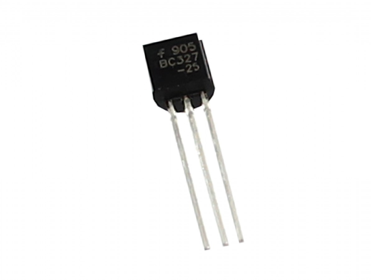Transistor BC327 para Projetos