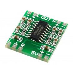 Mini Amplificador de Som PAM8403 Estéreo 2 Canais 3W + 3W