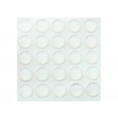Gota de Silicone / Protetor Adesivo Multiuso - Kit com 25 unidades
