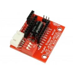 Shield Stepper Motor Arduino para Driver A4988 - Ideal para Impressora 3D