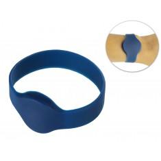 Pulseira RFID 13.56MHz em Silicone - Azul