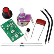 Dimmer 100W / Regulador De Tensão Elétrica 220VAC DIY