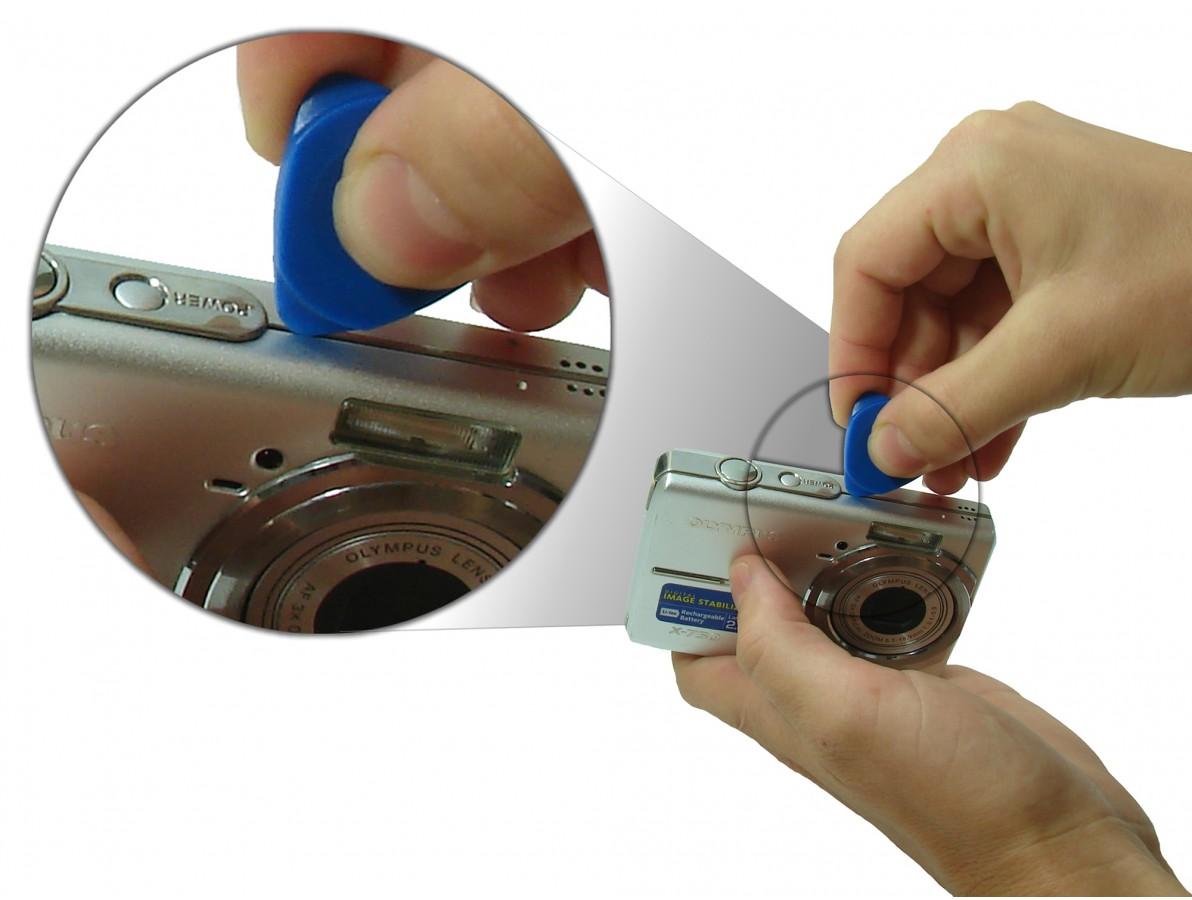 Chave Plástica / Palheta para Abertura de Equipamentos Eletrônicos - L3