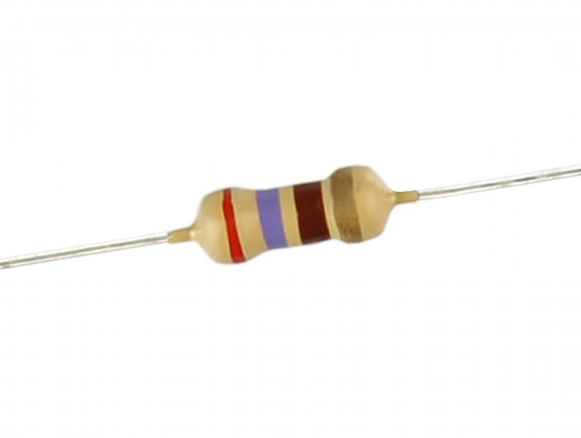 Resistor 270R 1/4 - Kit com 10 unidades