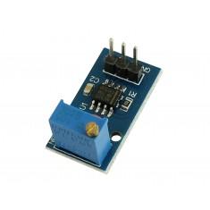 Módulo Gerador de Pulso Frequência NE555 para Arduino - 5Hz a 2kHz