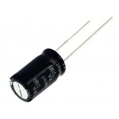 Capacitor Eletrolítico 470uF 63V