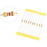Resistor 27K 1/4W - Kit com 10 unidades