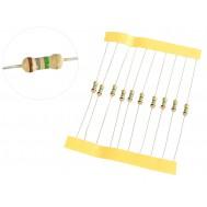 Resistor 1M8 1/4W - Kit com 10 unidades