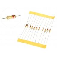 Resistor 120K 1/4W - Kit com 10 unidades