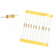 Resistor 390K 1/4W - Kit com 10 unidades