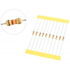 Resistor 12K 1/4W - Kit com 10 unidades