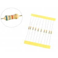 Resistor 6K8 1/4W - Kit com 10 unidades