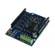 Motor Shield Arduino L298 - Driver Controlador de Motores