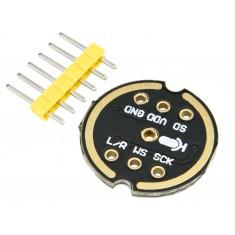 Microfone Omnidirecional INMP441 para Projetos