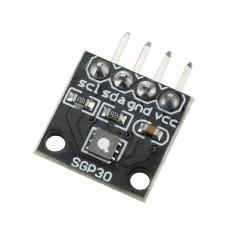 Sensor de Qualidade do Ar SGP30 / Sensor de Gás Composto Orgânico Volátil Total e Equivalente de Dióxido de Carbono