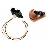 Sensor Sharp GP2Y0A02YK0F / Sensor Infravermelho de Longo Alcance para Arduino - 20 a 150cm + Cabo JST