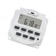 Timer Digital Programável TM618N-4 24h 7 Dias com 5 Funções