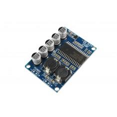 Mini Amplificador de Som TDA8932 Mono 1 Canal 35W