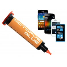 Cola UV (Ultravioleta) para Touch Screen - Octopus Glue Kafuter ORIGINAL 10mL