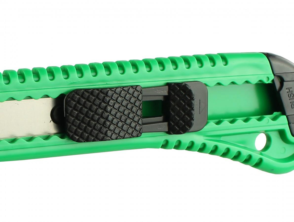 Estilete Retrátil 18mm - Eccofer ES180