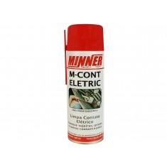 Limpa Contato Spray para Remoção de Resíduos em Circuitos Eletroeletrônicos - MINNER