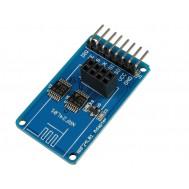 Adaptador Para NRF24l01 Arduino com Regulador e Conversor de Nível Lógico On-Board - AN24