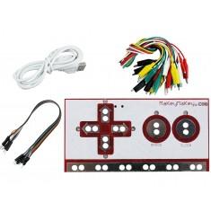 Makey Makey Kit Piano Sensor Touch com Cabo USB e Jacaré + Jumpers