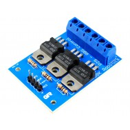 Driver Controlador RGB para Leds e Fitas de Led RGB - P29