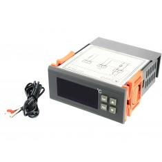 Termostato Digital RC110M - 40 a 110ºC com NTC e Relé - 2200W 220VAC