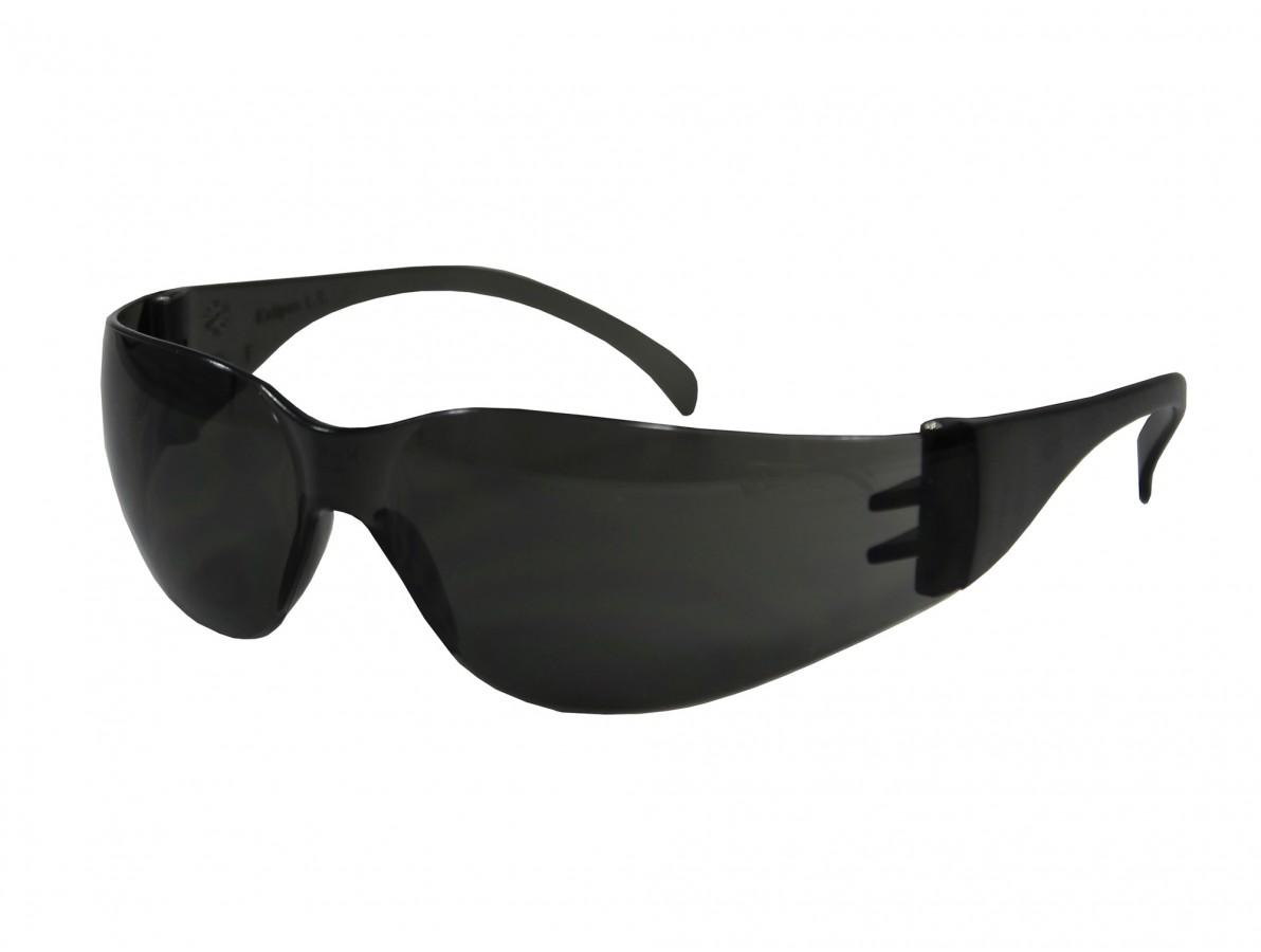 Óculos de Proteção e Segurança Cinza - Modelo Leopardo - Kalipso