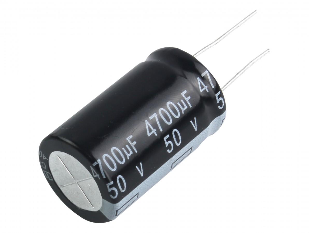 Capacitor Eletrolítico 4700uF 35V