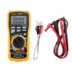 Multímetro Digital Profissional Hikari com True RMS e NCV CAT IV 600V - HM2082