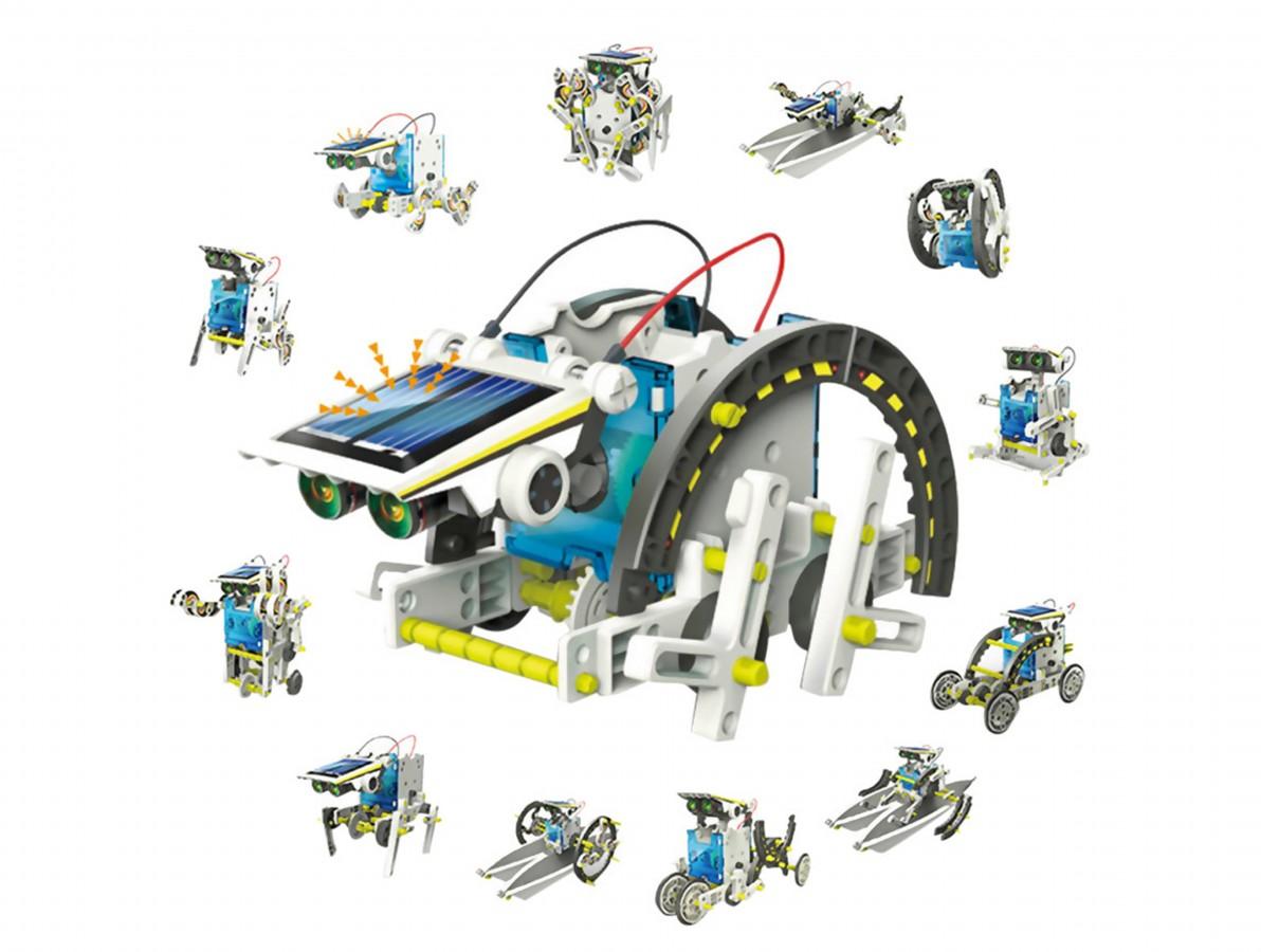Kit Robótica Educacional 13 x 1