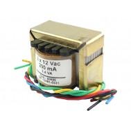 Transformador Trafo 12V + 12VAC 200mA Bivolt de Uso Geral