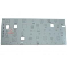 Stencil BGA / Moldes de BGA para Nokia N70 / N72 / N73 / N79 / N96 / X3