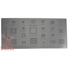 Stencil BGA / Molde de BGA para Nokia C5 / C6 / X2 - A402
