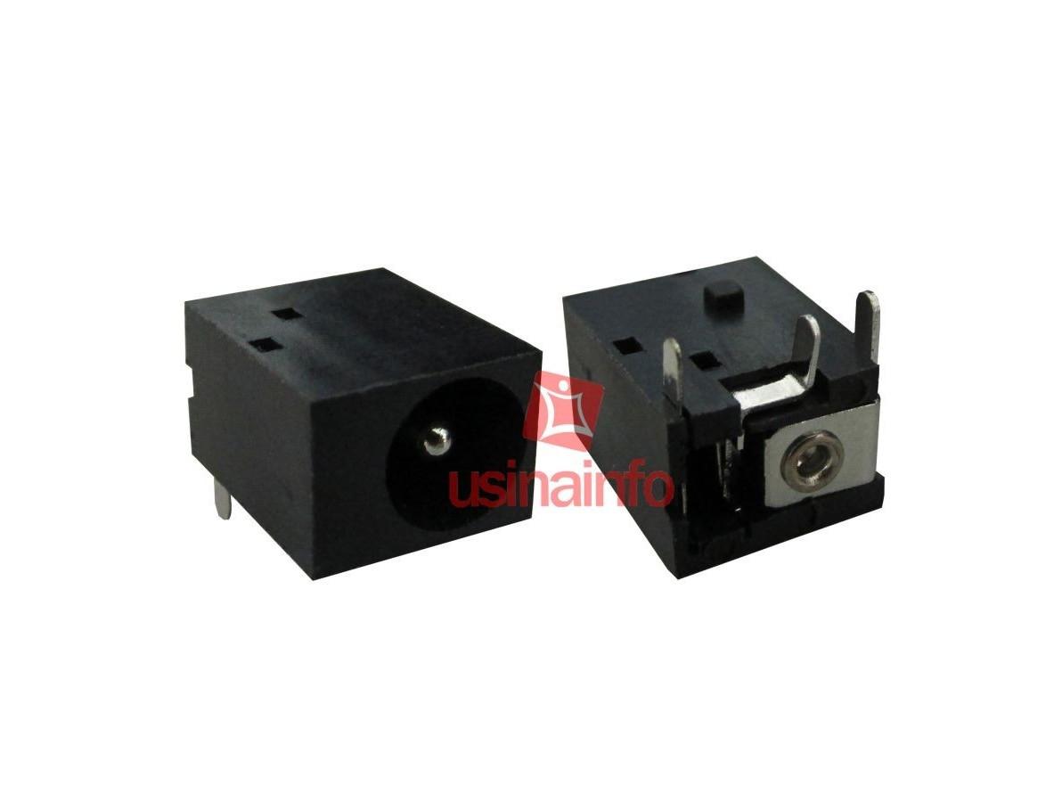 Conector de carga / Jack para Notebook - PJ 03 (1.65mm)