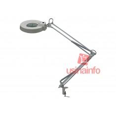 Lupa de Bancada com Iluminação e Aumento de 5D - SKB168