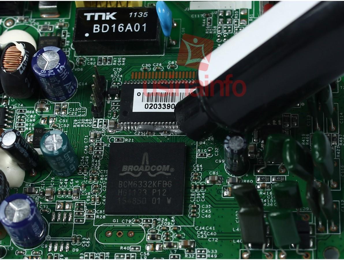 Solda em pasta para chip's BGA e SMD - YX328 - Seringa