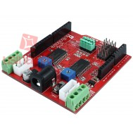 Step Motor Shield Arduino 2 Canais para Motores de Passo