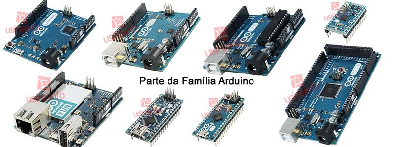 Família Arduino