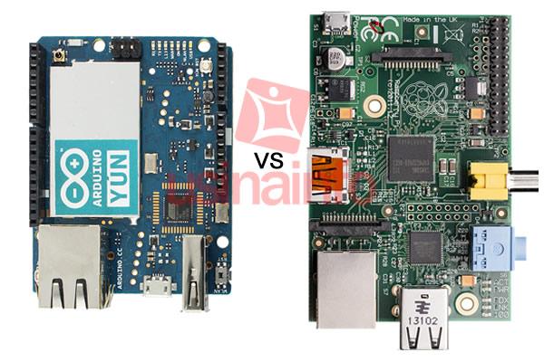 Arduino Yún vs Raspberry Pi