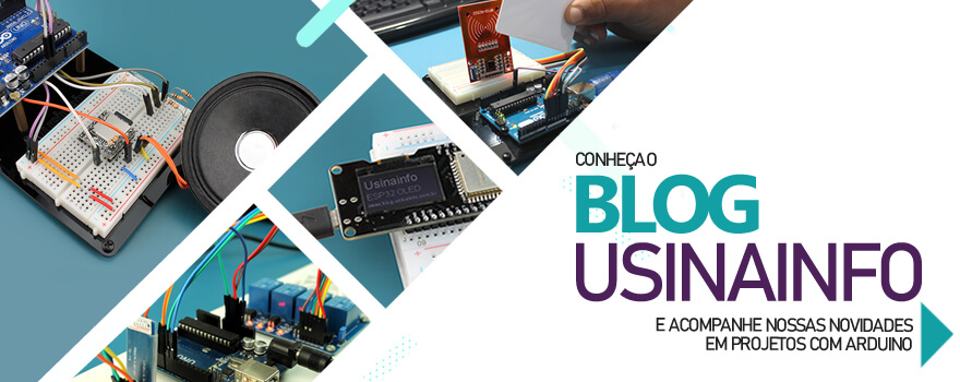 Destaque para Projetos Arduino