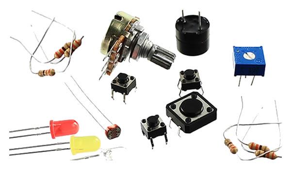 Componentes Eletrônicos Diversos