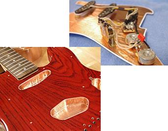 Instrumento com blindagem (isolação acústica) à interferência