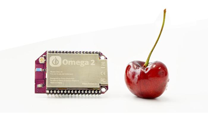 Omega2: o menor computador do mundo!