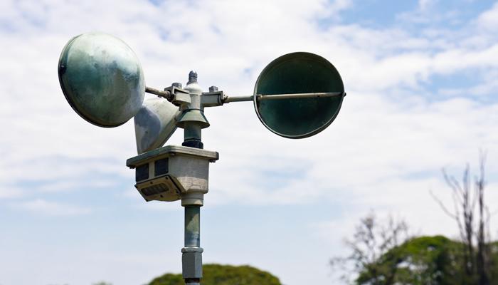Anemômetro da Estação Meteorológica Arduino
