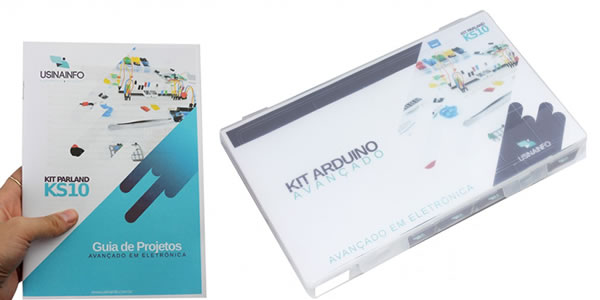 Kit Arduino Completo Avançado