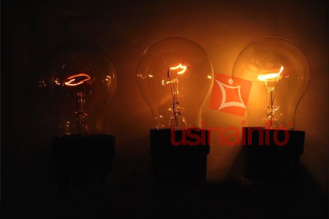 Lâmpadas dimerizadas com Dimmer Arduino